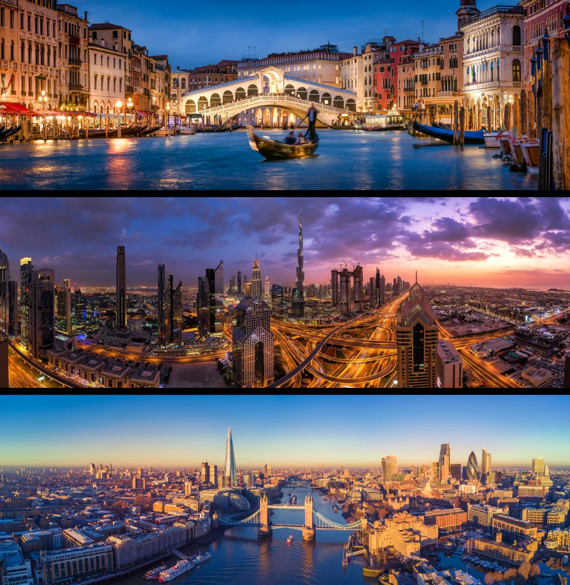GRS Venice-Dubai-London