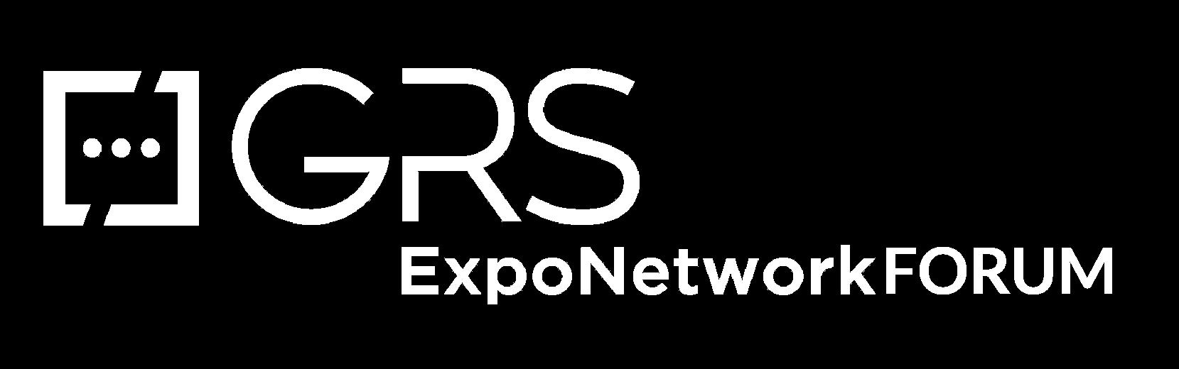 LogoGRS_ExpoNetworkForum_white